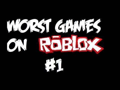 10 worst games in roblox top 10 worst roblox games roblox worst roblox online dating youtube Worst Games On Roblox 1 Youtube