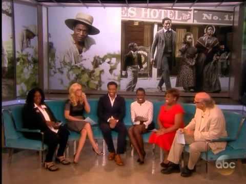 Lupita Nyong'o on ABC's