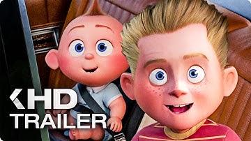 Die BESTEN Animationsfilme (2018)