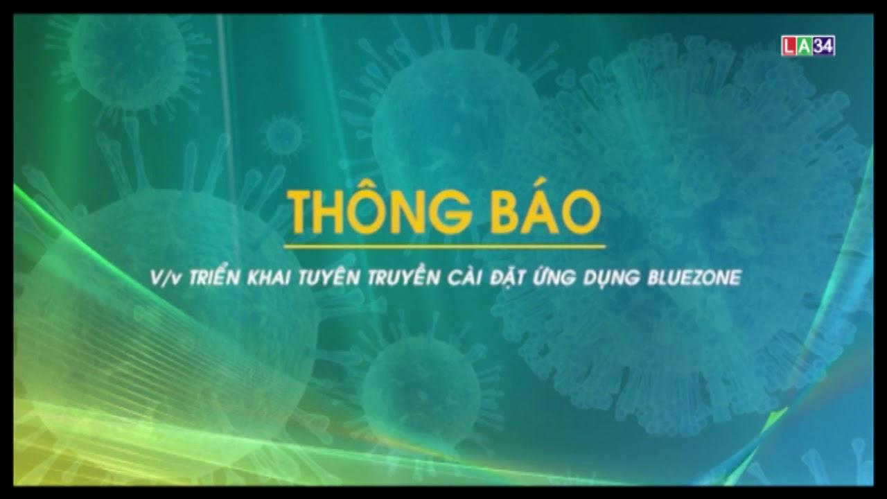 TB Triển khai  tuyên truyền cài đặt ứng dụng Bluezone
