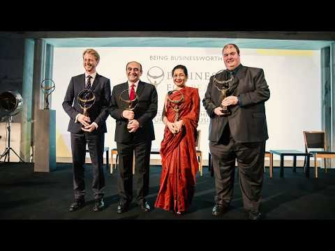 2017 Oslo Business for Peace Summit and Award