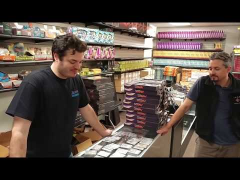 Magic Stores Are DANGEROUS...this Is Why I DO NOT Film At The Card Store