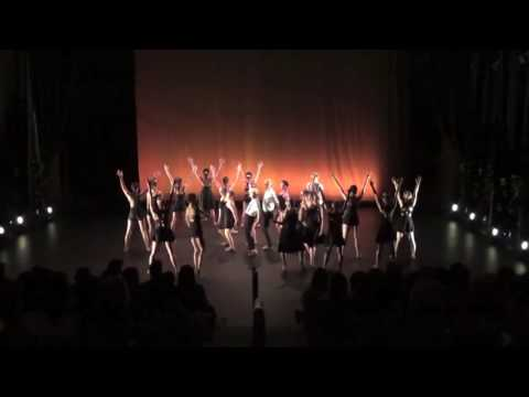 Binelli Choreography California State School for the Arts 2016