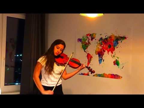 Mozart: Concerto no. 3 in G major (1st movement) - Mariana Pineda