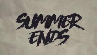 Beach of Diamonds - Summer Ends (Lyric Video)