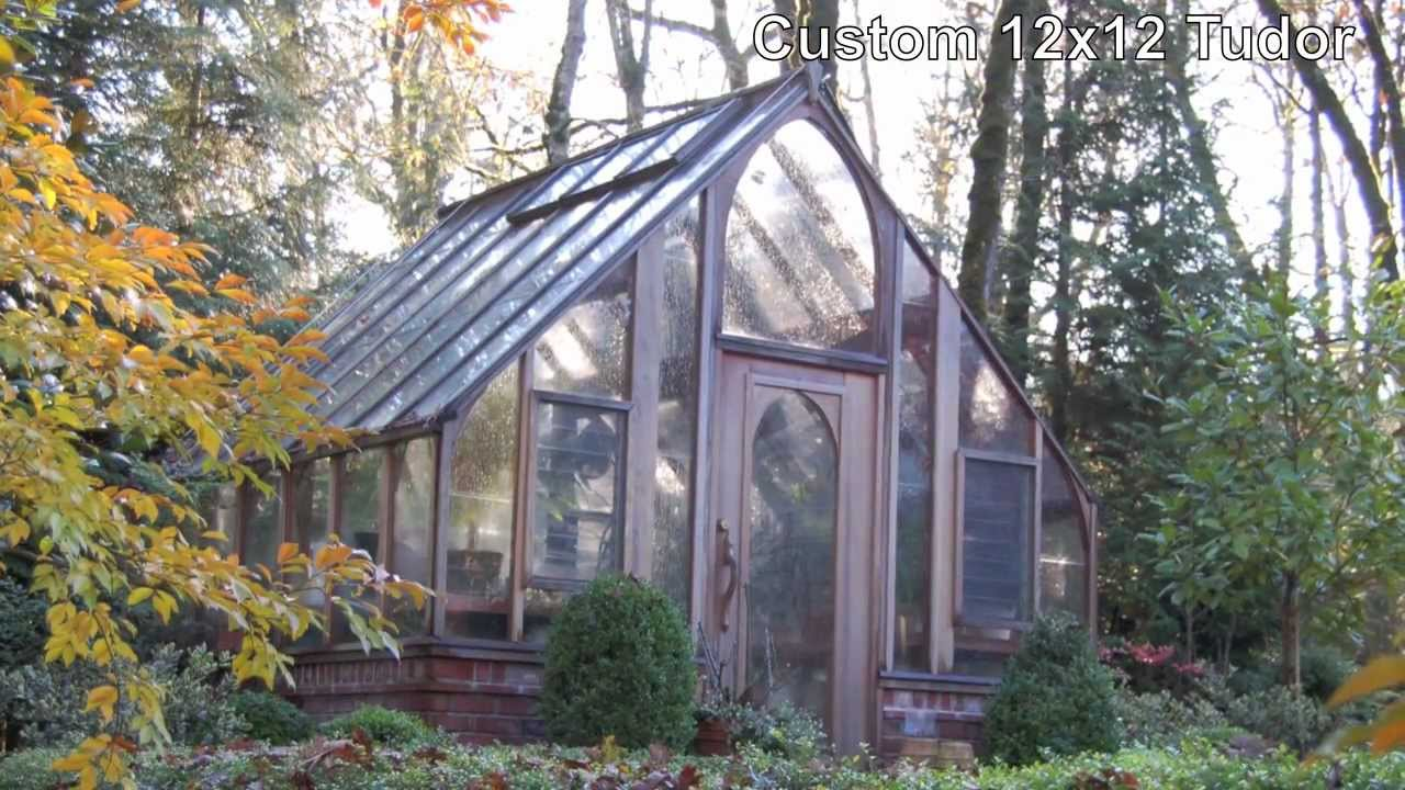 Tudor Greenhouse By Sturdi Built Greenhouse Mfg Youtube