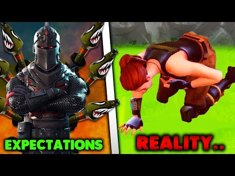 fortnite-expectations-vs-reality