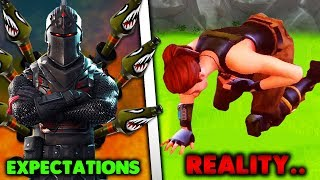 Fortnite Expectations VS Reality...