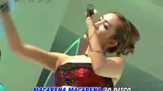 digoyang macarena ROSSA VITRIA