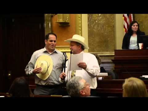 Utah Legislature Last Day