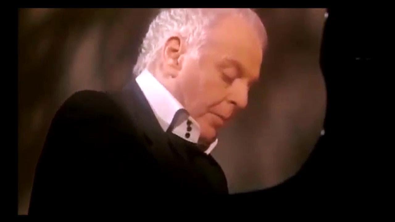 DANIEL BARENBOIM : Beethoven Sonata No. 8 Op. 13 ...