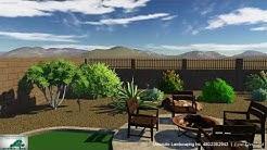 Mountain Bridge Mesa AZ - Desert Landscaping - Revised