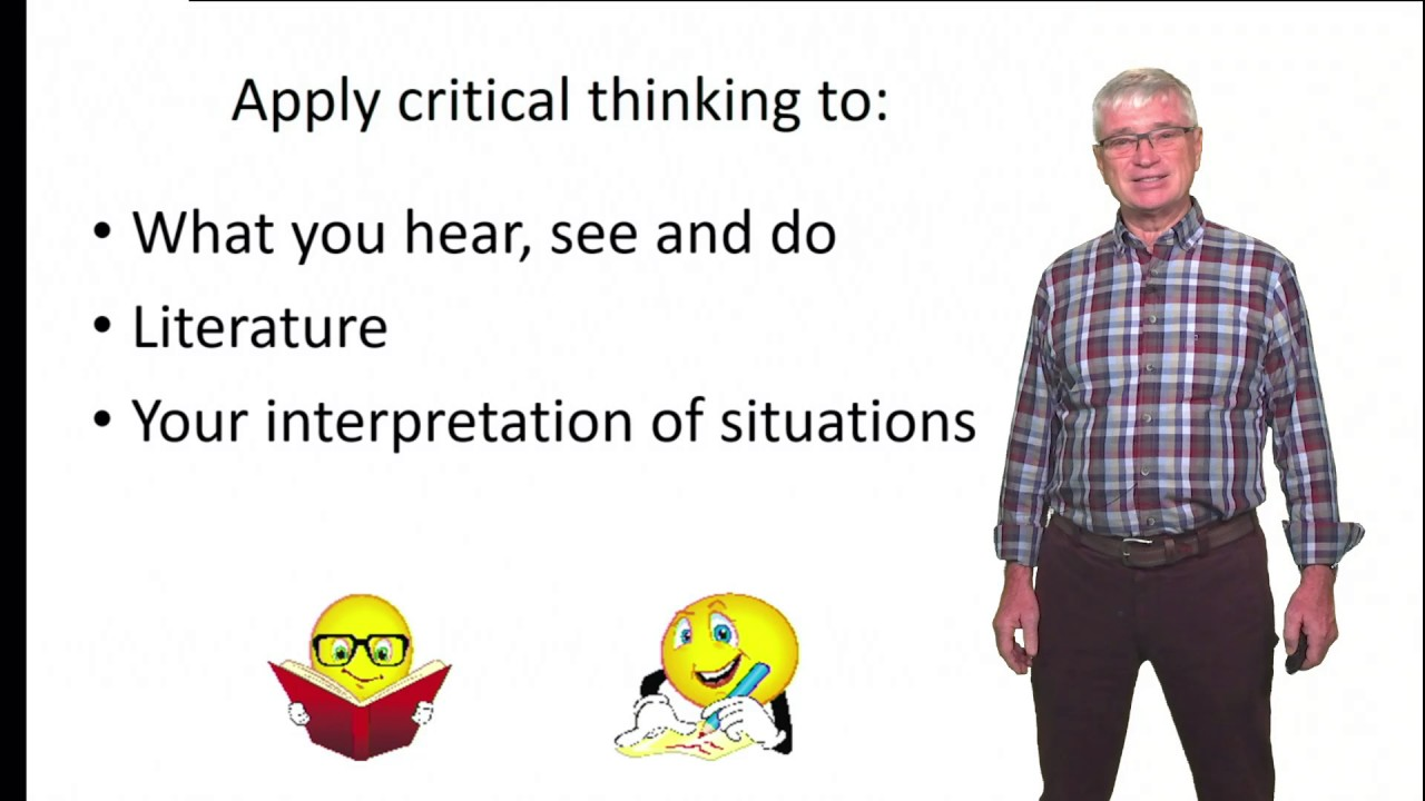 """critical thinking courses online #301: advanced critical thinking and decision making this workshop builds on the material from course 201 """"critical thinking for problem solving and decision making"""", with added content, practice, and case study time to strengthen comprehension."""