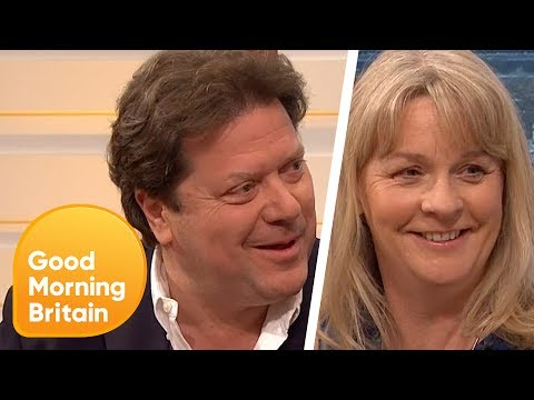 Blind Date Couple Talk About Meeting on Iconic TV Show | Good Morning Britain