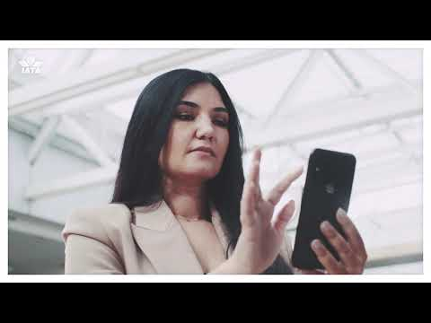 IATA TravelPass -  Russian subtitles