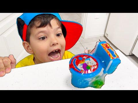Егорка хочет Сладости Забавная история с Карлосом