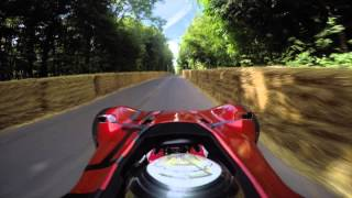 BAC Mono Goodwood Festival of Speed 2015