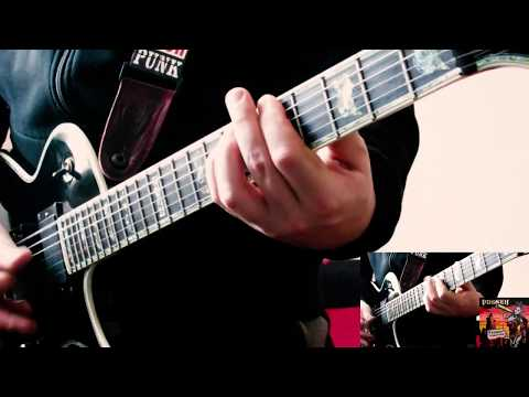 Пурген - Анархия 2019 (Guitar Cover Instrumental)