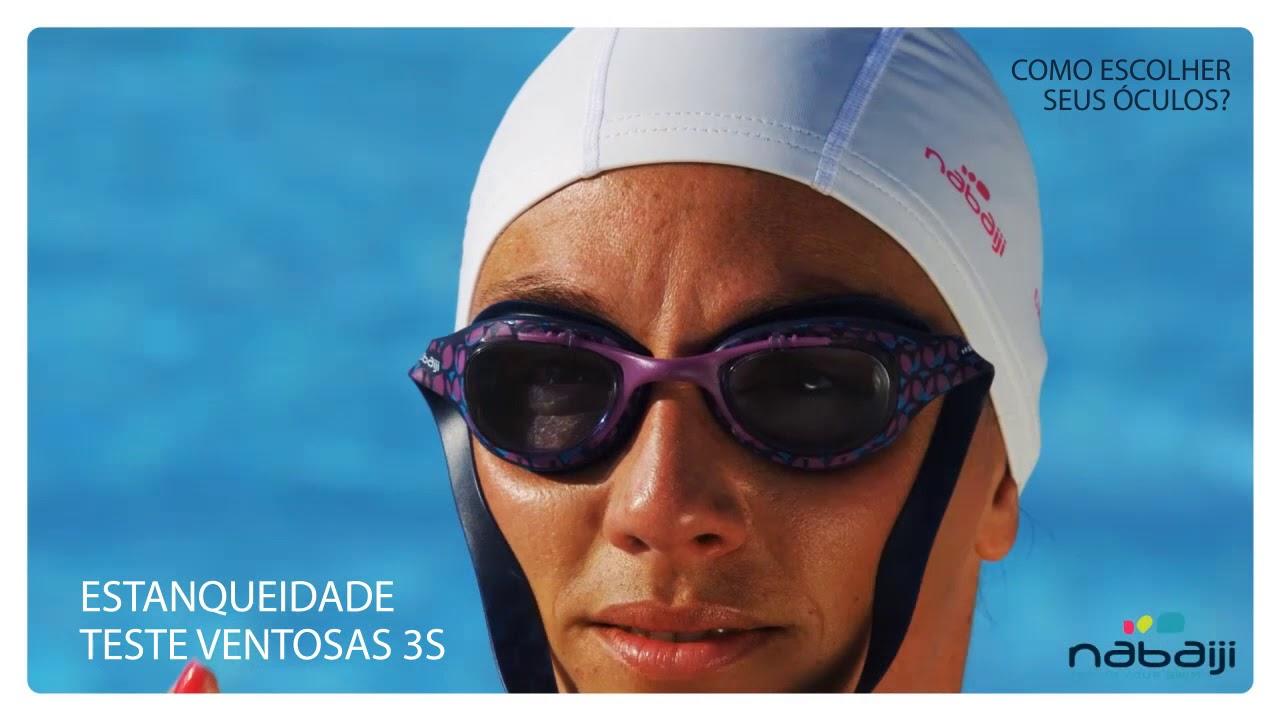 558b2ddb4b4dd Como escolher seus óculos de natação Nabaiji - Exclusividade Decathlon