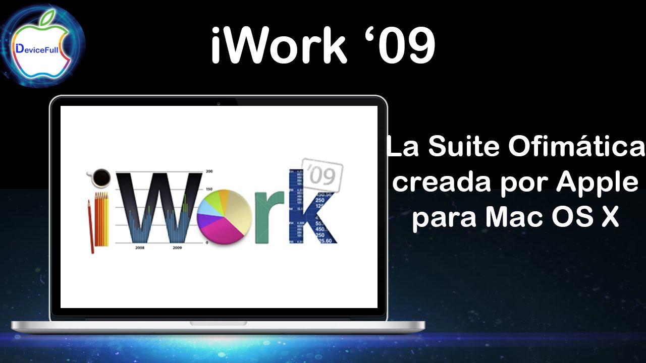 iWork 09 (Mac OS X)