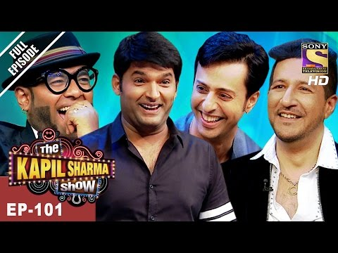 Thumbnail: The Kapil Sharma Show - दी कपिल शर्मा शो - Ep - 101- Salim Sulaiman In Kapil's Show - 29th Apr, 2017