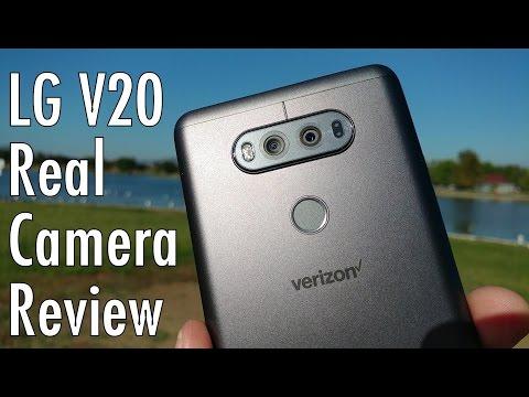 LG V20 Real Camera Review: 2 sensors, 3 mics, and a ton of control