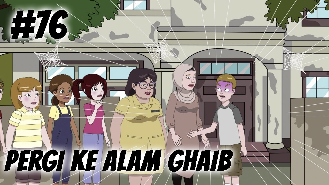 Eps 76 PERGI KE ALAM GHAIB| Diva Misteri