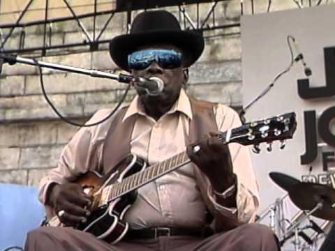 John Lee Hooker - Highway 13 - 8171991 - Newport Jazz Festival