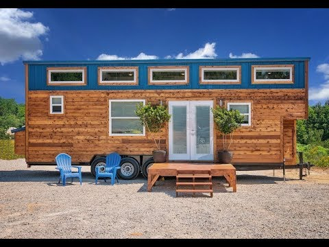 Lovely Tiny House Built For Big Dreams