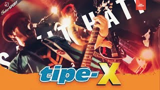 Gambar cover Tipe-X - Sakit Hati Live Concert Jakarta 2017