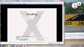 Install Mac OS X within Windows 7