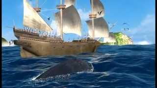 Pirate Ships 3D