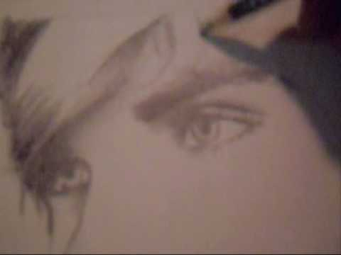 Kevin Zegers drawing ^^