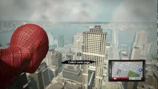 The Amazing Spider-Man PC Gameplay - Maximum Settings [GTX580 Intel Core i7 2600K]