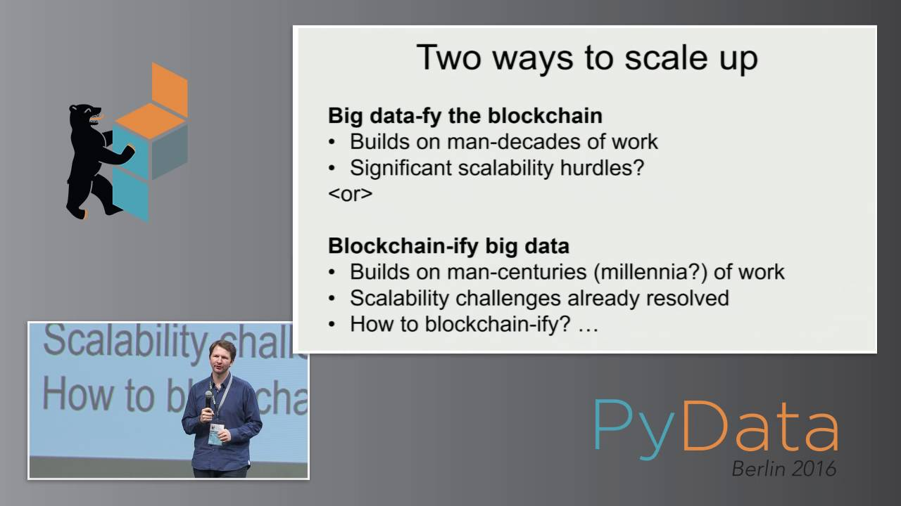 Image from BigchainDB : a Scalable Blockchain Database, in Python