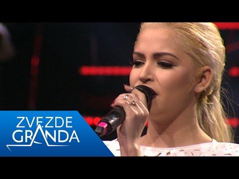 Aleksandra Mladenovic - Pozelela, Evo svice zora - (live) - ZG 1 krug 15/16 - 12.12.15. EM 12
