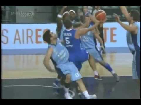 PR vs Uruguay ...Mar del Plata 2011