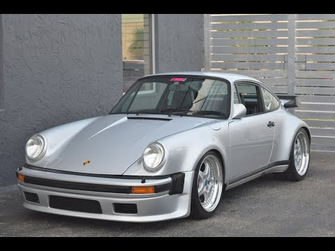 1977 Porsche 930 TWIN TURBO Prototech Cold Start/ Walk Around/WILD SPOOLING Flyby-drivein (For Sale)