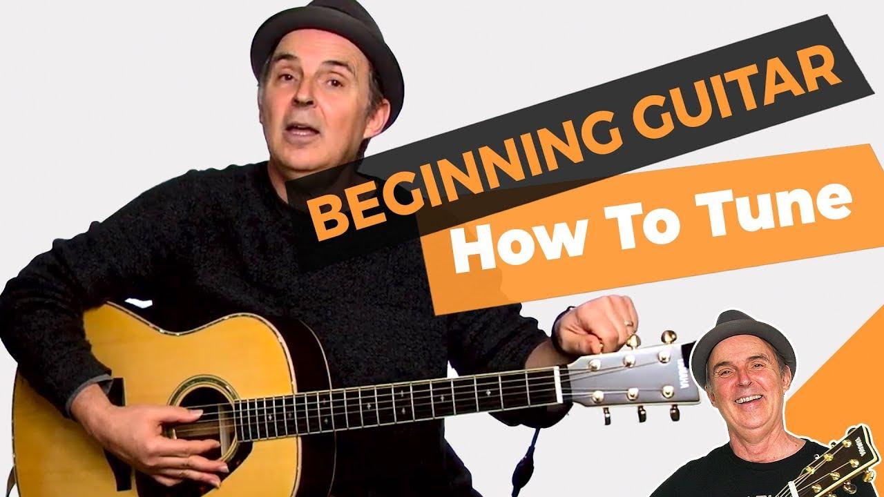 How to tune a newbie guitar 61