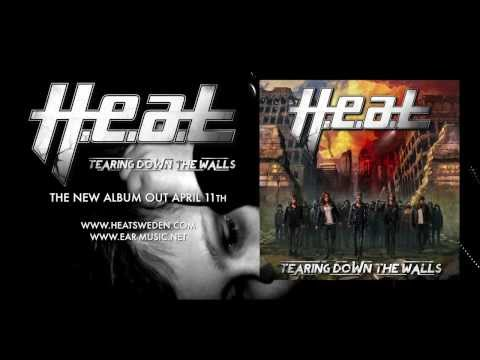 H.E.A.T - 'A Shot At Redemption' music video premiere February 12th 2014 - Subscribe now!