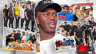 TOP 100 MOMENTS OF SIDEMEN 2019