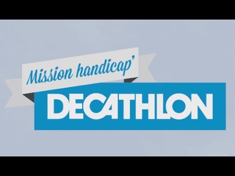 Mission handicap Décathlon : à fond la formation !