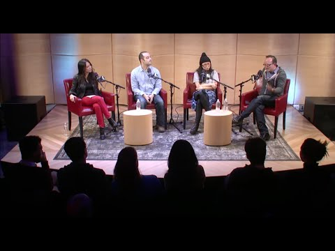 Fresh off the Boat: Conversation with Amy Chua, Awkwafina and Jay Smooth