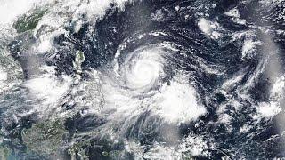 Ο υπερ-τυφώνας Μανγκούτ έφτασε στις Φιλιππίνες
