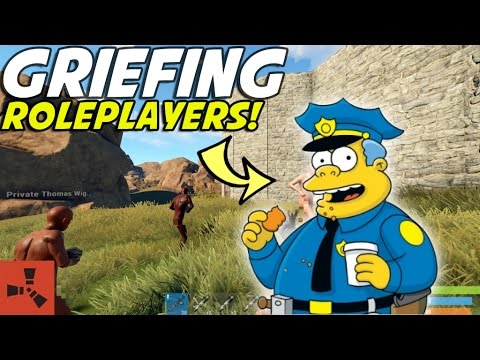 GRIEFING THE MOST DEDICATED ROLEPLAYERS! I found them..