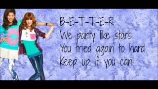 Young LA-I Can Do Better (From Shake It Up I 3 Dance ) FULL SONG