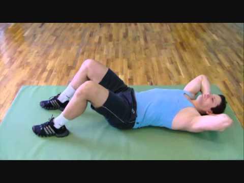 Упражнения для похудения мужчин - инструкция, применение