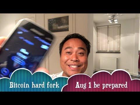 Bitcoin hard fork how to prepare & Ripple vs SWIFT