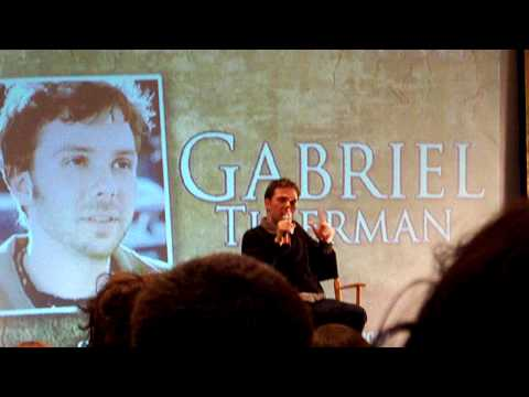 Gabriel Tigerman Supernatural Con  Embarrassing story Pt. 1