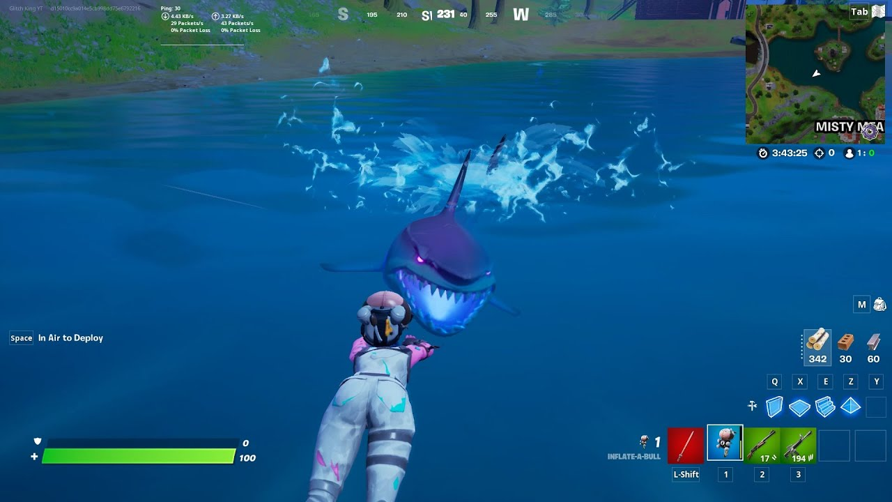 fortnite might ban sharks because of this 🦈😱